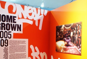 HOMEGROWN EXHIBITION, STORY OF UK HIP HOP